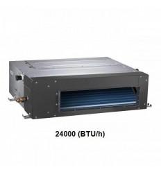 داکت اسپلیت اینورتر تراست مدل TMDINV-24HT1