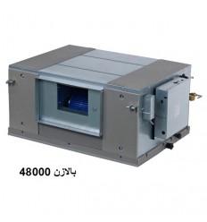داکت اسپلیت یونیورسال بالازن مدل 48CN1-R13C