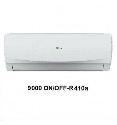 کولر گازی گرین R410 مدل H09P1T1/R1
