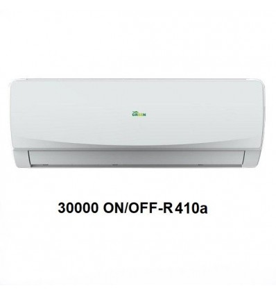 کولر گازی گرین R410 مدل H30P1T1/R1
