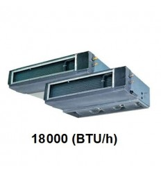 داکت اسپلیت سرد گرید B تراست مدل TMD-18CT3