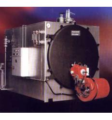 Hararat Gostar Steam Boiler