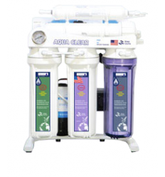 دستگاه تصفیه آب 6 مرحله ای آکواکلیر