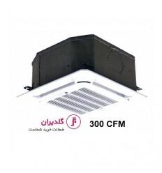 فن کویل کاستی چهارطرفه ال جی (گلدیران) مدل GLKD-300