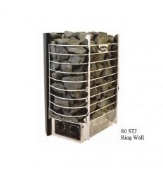 هیتر برقی سونای خشک هلو HELO سری RING WALL  مدل 80STJ