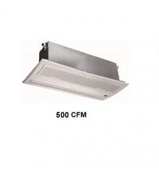 فن کویل کاستی یک طرفه آکس مدل 500C1/4