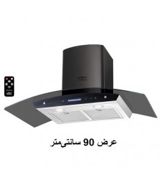 هود آشپزخانه شومینه ای استیل البرز مدل SA-115