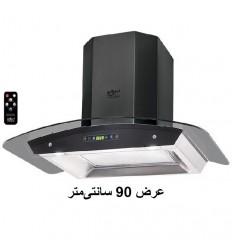 هود آشپزخانه شومینه ای استیل البرز مدل SA-106