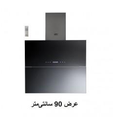 هود آشپزخانه مورب استیل البرز مدل SA-404