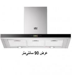 هود آشپزخانه افقی استیل البرز مدل SA-201