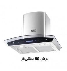 هود آشپزخانه شومینه ای استیل البرز مدل SA-107