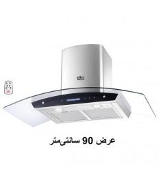 هود آشپزخانه شومینه ای استیل البرز مدل SA-118