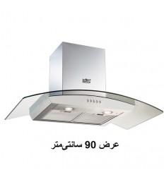 هود آشپزخانه شومینه ای استیل البرز مدل SA-101