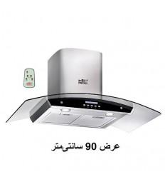هود آشپزخانه شومینه ای استیل البرز مدل SA-120