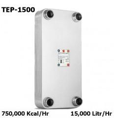 مبدل حرارتی صفحه ای کائوری سری K مدل TEP-1500