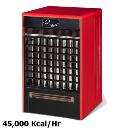 هیتر گازی فن دار انرژی مدل 640 (فن ایرانی)  