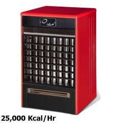 هیتر گازی فن دار انرژی مدل 625