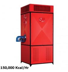 کوره هوای گرم گازی انرژی مدل 1560