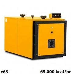 دیگ فولادی آبگرم آذران صنعت امرتات (کالور)