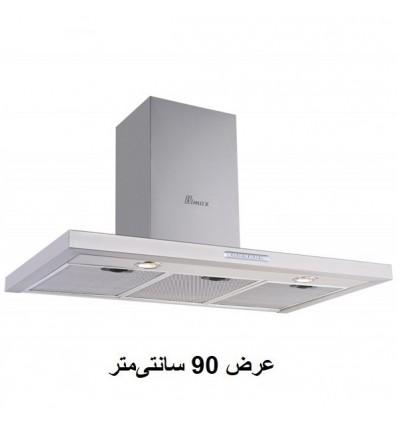 هود آشپزخانه شومینه ای بیمکث مدل 7004