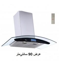 هود آشپزخانه شومینه ای بیمکث مدل 2012