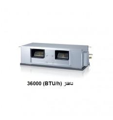 داکت اسپلیت سقفی ال جی مدل TB-H366GSS0