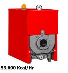 دیگ چدنی سوپر 300 شوفاژکار 6 پره