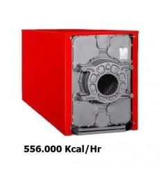 دیگ چدنی شوفاژکار مدل استار 8-1300