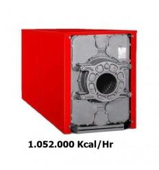 دیگ چدنی شوفاژکار مدل استار 16-1300