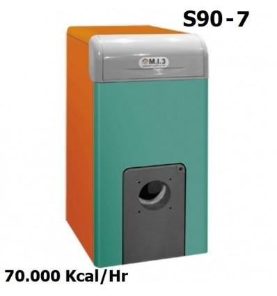 دیگ چدنی لوله و ماشین سازی ایران (MI3) مدل S90-7
