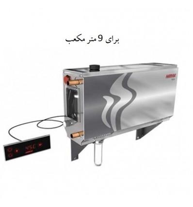 هیتر برقی سونا بخار هارویا مدل HGX 60
