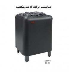 هیتر برقی سونای خشک هلو HELO سری LAAVA مدل 1051