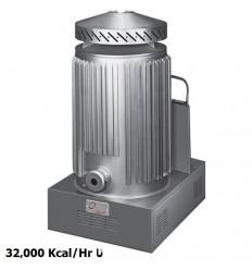 بخاری کارگاهی نفتی-گازوئیلی انرژی مدل 250