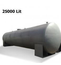 مخزن ذخيره سوخت گازوئيل 25000 لیتری دماتجهیز