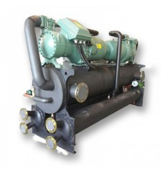 DamaTajhiz Screw Water-Cooled Compression Chiller