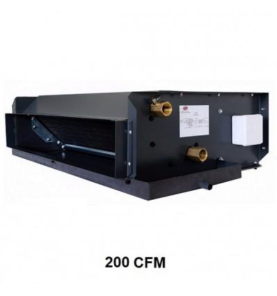 فن کویل سقفی توکار هپاکو مدل HCF-200