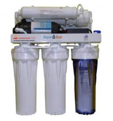 دستگاه تصفیه آب آکواسان