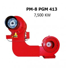 مشعل گازی پارس مشعل مدل PM-8 PGM 413