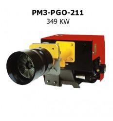 مشعل گازی پارس مشعل مدل PM3-PGO-211