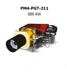 مشعل گازی پارس مشعل مدل PM4-PGT-211