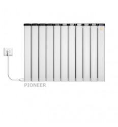 رادیاتور برقی 11 پره آنیت مدل پایونیر سفید