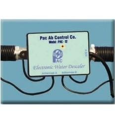 رسوبــزدای الكترونيكی پاکاب کنترل مدل PAC-12