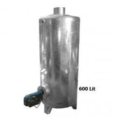 آبگرمکن صنعتی ایستاده 600 لیتری دماتجهیز