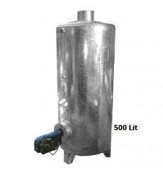 آبگرمکن صنعتی ایستاده 500 لیتری دماتجهیز