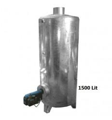 آبگرمکن صنعتی ایستاده 1500 لیتری دماتجهیز