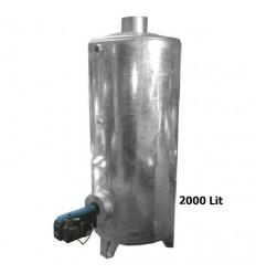 آبگرمکن صنعتی ایستاده 2000 لیتری دماتجهیز