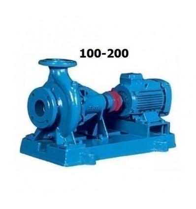 الکترو پمپ زمینی پمپیران مدل 200-100