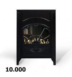 بخاری گازی آزمایش مدل میلانو 10000