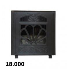 بخاری گازی آزمایش مدل میلانو 18000