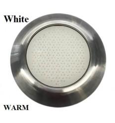 چراغ استخر روکار مگاپول مدل Flat-MP1000 رنگ Warm White